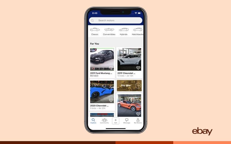 Ebay Motors Screenshot Testing With Flutter