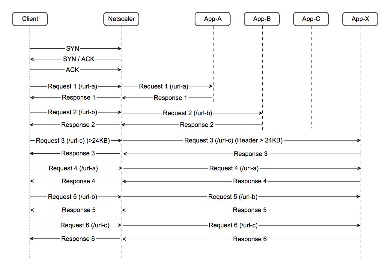 Managing HTTP Header Size on NetScaler Load Balancers